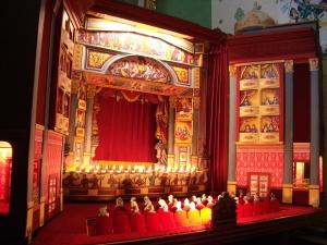 Inside Buxton Opera House