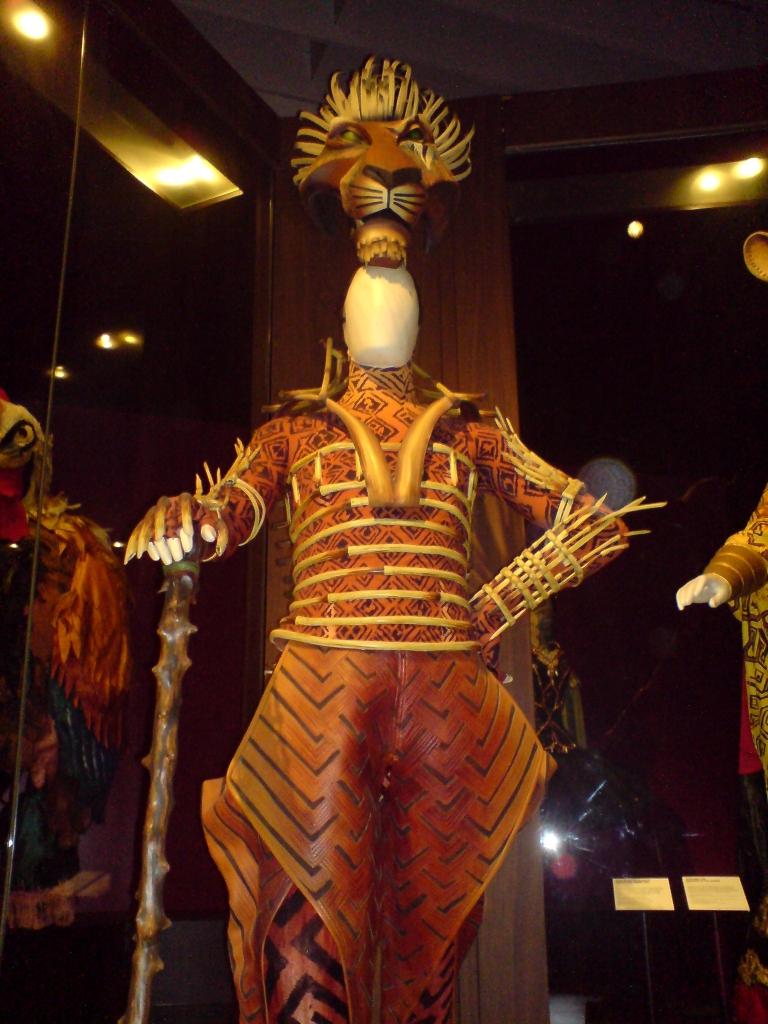 Scar Costume
