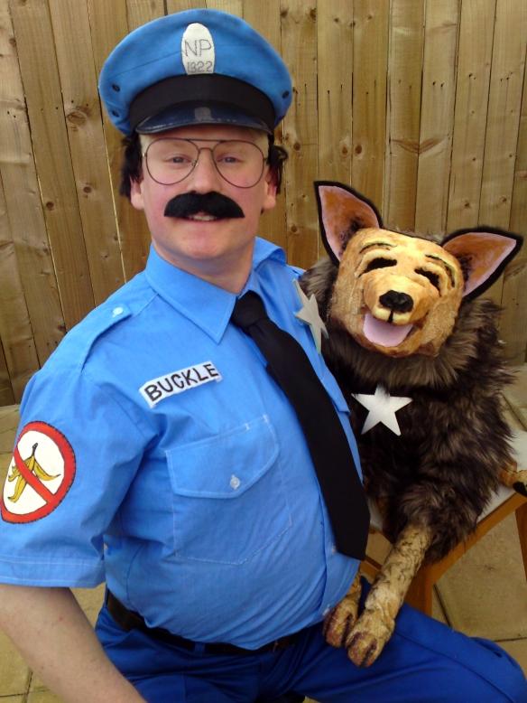 """Officer Buckle & Gloria - """"a good team""""."""